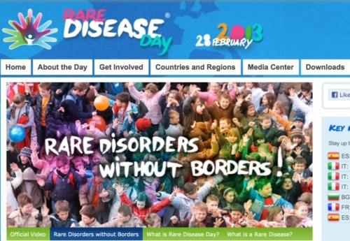 Web rare diseases