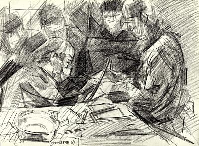 Equipo de cirujanos trabajando en quirófano