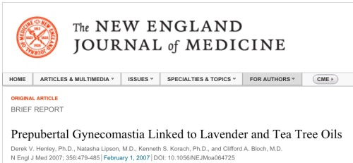 Extracto del New England Journal of Medicine