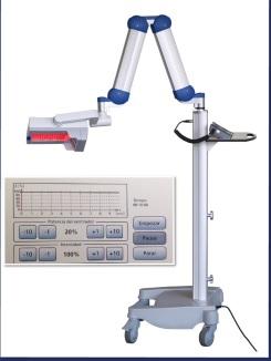 BF-RhodoLED, nueva lámpara para terápia fotodinámica