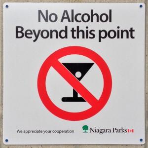 Stop alcohol o moderación.