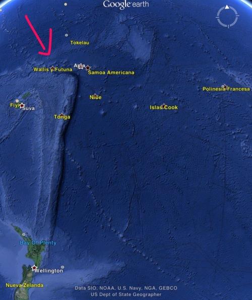 Polinesia y Melanesia