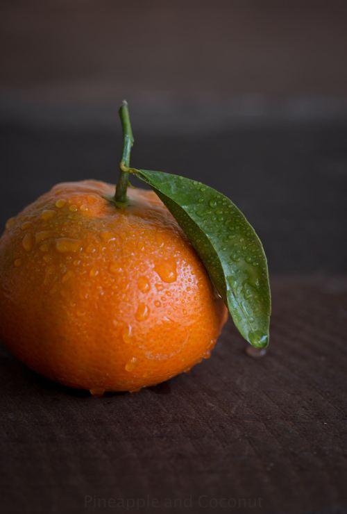 Naranja, fuente importante de vitamina C.