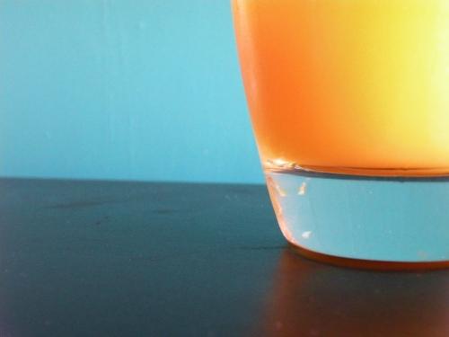 Zumo de cítricos, la rapidez de oxidación de su vitamina C obliga a su toma inmediata