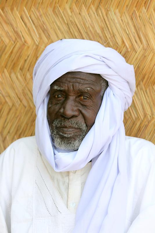 Patriarca de Chad. Foto: Carsten ten Brink