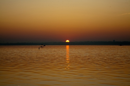 Lago Chad. Foto: Joyce Petersen
